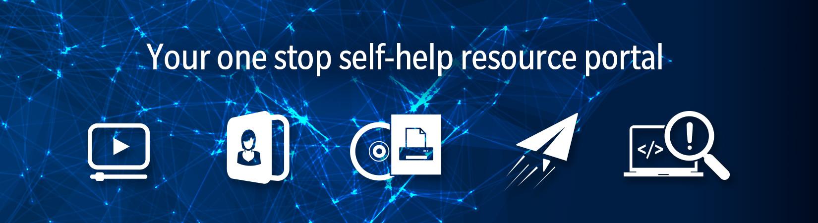 km+ one stop self help